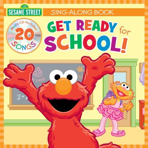 9781619381117: Sesame Street Sing-Along Get Ready for School!