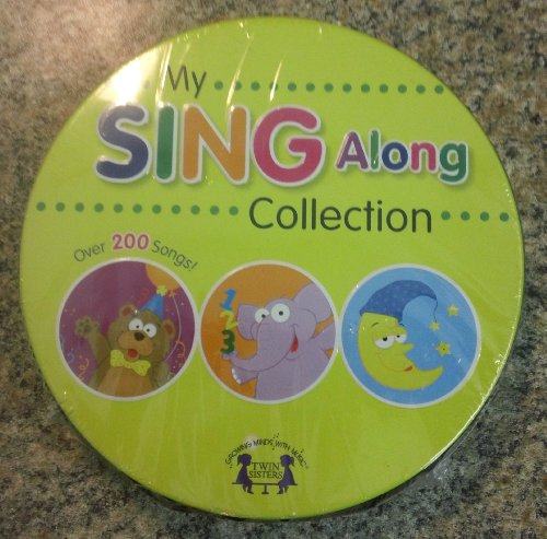 9781619381186: My Sing Along Collection - Over 200 Songs - 15 Cd Set