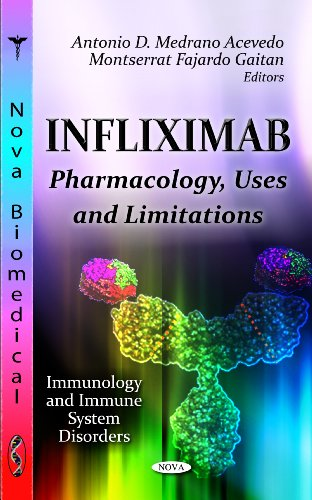 9781619423435: Infliximab: Pharmacology, Uses and Limitations (Immunology and Immune System Disorders: Pharmacology-research, Safety Testing and Regulation)