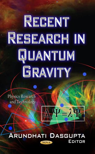9781619423862: Recent Research in Quantum Gravity (Physics Research and Technology)