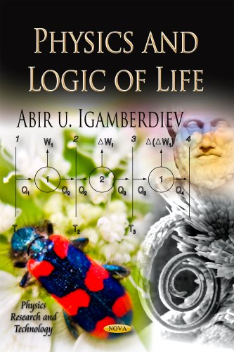 9781619426641: Physics and Logic of Life (Physics Research and Technology)