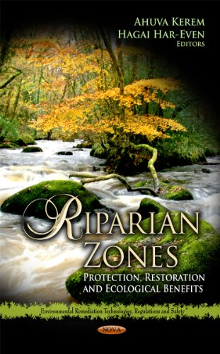 9781619426771: Riparian Zones (Environmental Remediation Technologies, Regulations and Safe)