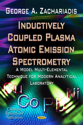Inductively Coupled Plasma Atomic Emission Spectrometry: A: George A. Zachariadis