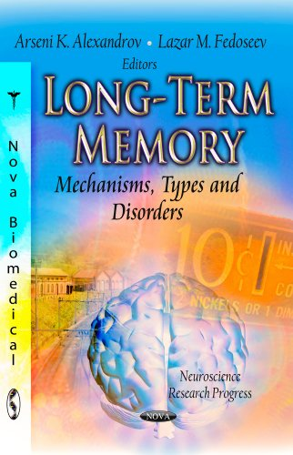9781619426993: Long-Term Memory: Mechanisms, Types & Disorders (Neuroscience Research Progress: Perspectives on Cognitive Psychology)
