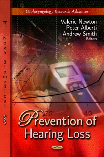 9781619427457: Prevention of Hearing Loss (Otolaryngology Research Advances)