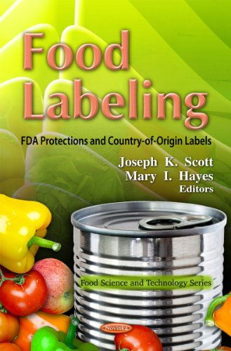 Food Labeling: SCOTT J.K.