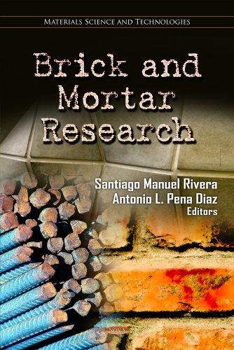 Brick and Mortar Research (Materials Science and Technologies: Engineering Tools, Techniques and ...