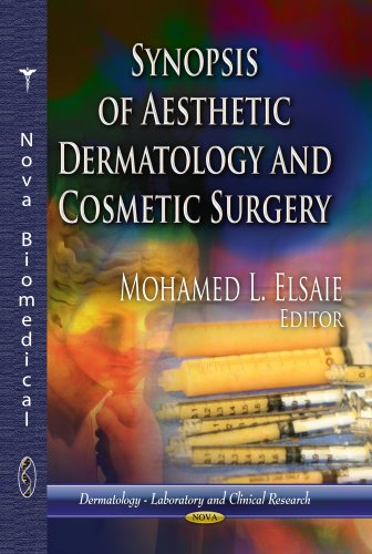 9781619429673: Synopsis of Aesthetic Dermatology and Cosmetic Surgery (Dermatology-Laboratory and Clinical Research)