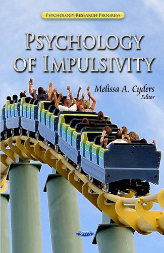 9781619429895: Psychology of Impulsivity (Psychology Research Progress)