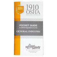 9781619460683: General Industry Pocket Guide
