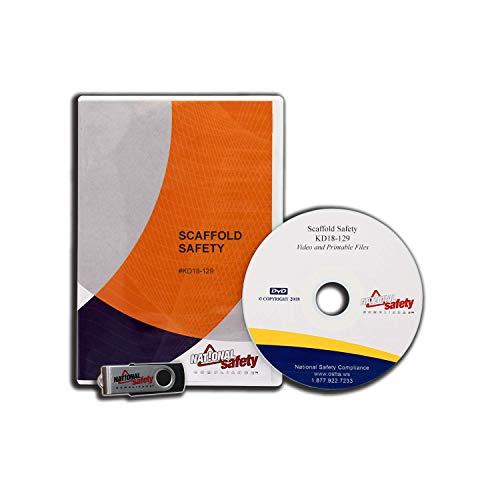 9781619461376: Scaffold Safety Video Training Kit