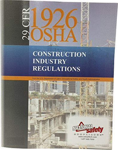 JULY 2016 Edition 29 CFR 1926 OSHA