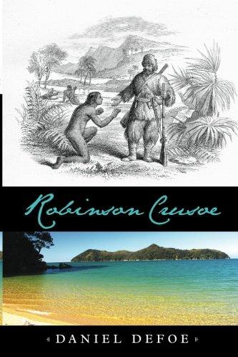 Robinson Crusoe (9781619490369) by Daniel Defoe