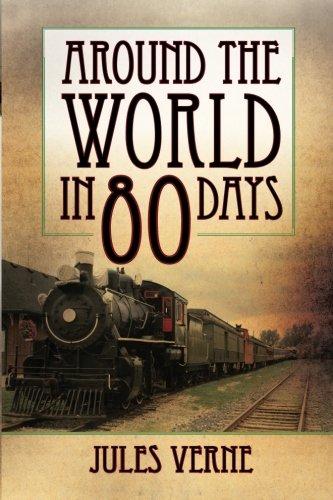 9781619490529: Around the World in 80 Days