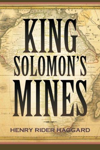 King Solomons Mines: Henry Rider Haggard