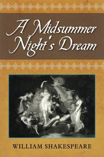 9781619492233: A Midsummer Night's Dream