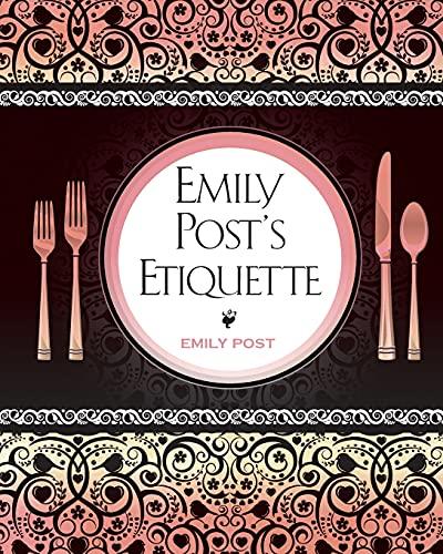 9781619492394: Emily Post's Etiquette