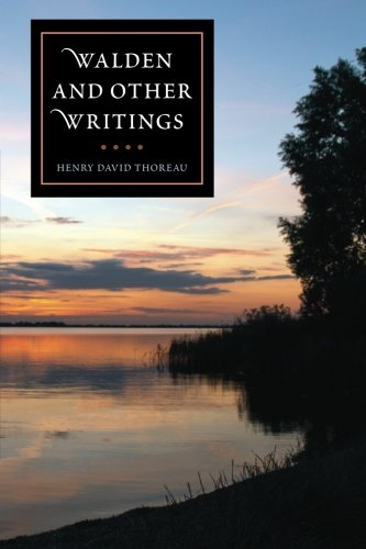 9781619493551: Walden and Other Writings