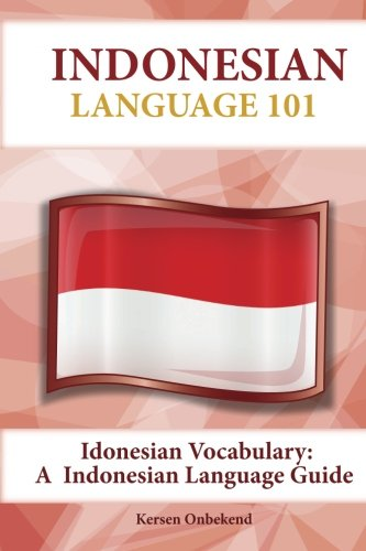 9781619494718: Indonesian Vocabulary: An Indonesian Language Guide