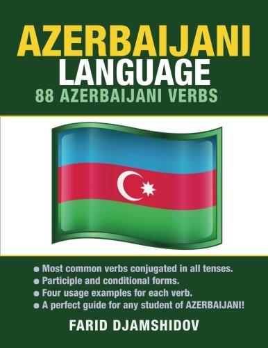 9781619494800: Azerbaijani Language: 88 Azerbaijani Verbs