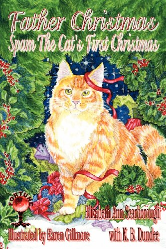 9781619500525: Father Christmas: Spam the Cat's First Christmas