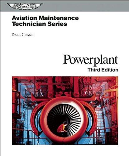 Aviation Maintenance Technician: Powerplant eBundle: Dale Crane, author,