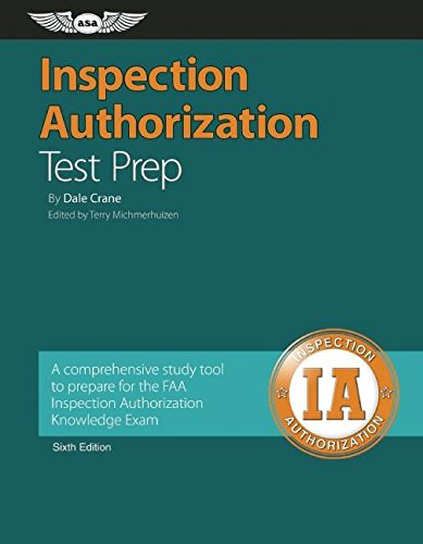 Inspection Authorization Test Prep 2014 Book and Tutorial Software Bundle (Test Prep series): ASA ...