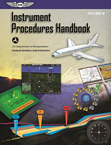 9781619541856: Instrument Procedures Handbook: FAA-H-8083-16 (FAA Handbooks series)