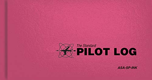 9781619542778: The Standard Pilot Log - Pink: #Asa-Sp-Ink
