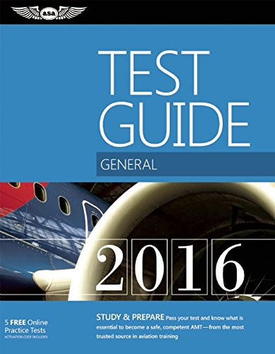 9781619542938: General Test Guide 2016 Book and Tutorial Software Bundle: The