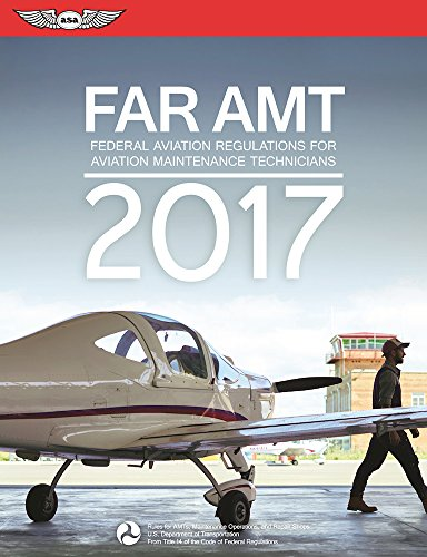 9781619543898: FAR-AMT 2017 eBundle: Federal Aviation Regulations for Aviation Maintenance Technicians (Far / Aim)