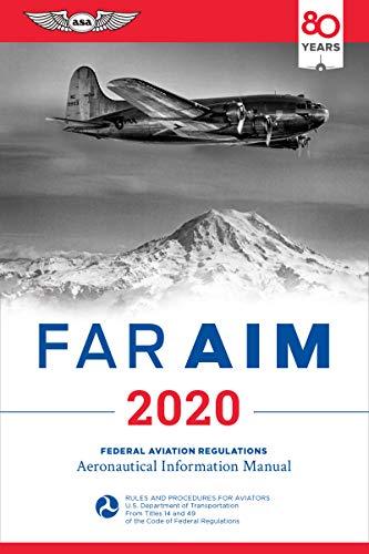 9781619547988: FAR / AIM 2020: Federal Aviation Regulations/Aeronautical Information Manual