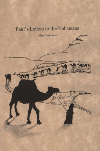 9781619550124: Paul's Letters to the Nabateans