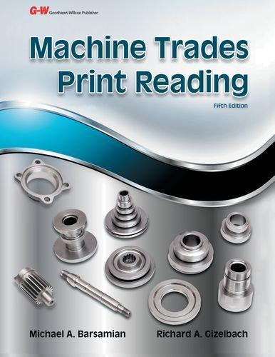 9781619601956: Machine Trades Print Reading