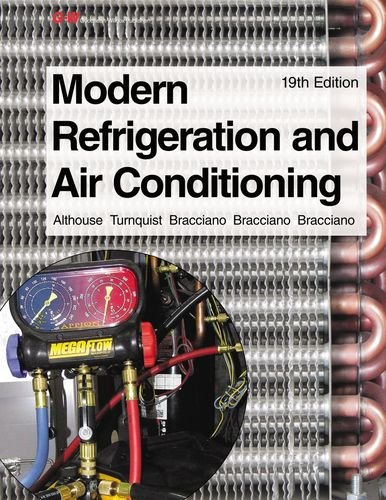 9781619602045: Modern Refrigeration and Air Conditioning Instructor's Resource