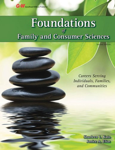 9781619602540: Foundations of Family and Consumer Sciences: Careers Serving Individuals, Families, and Communities