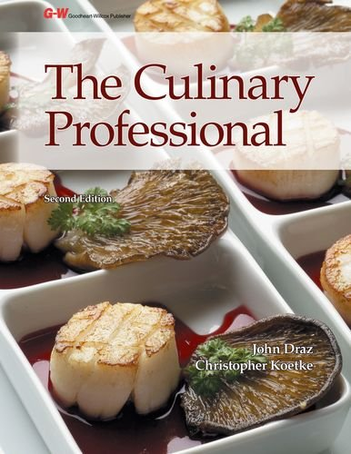 9781619602649: The Culinary Professional: Examview Assessment Suite