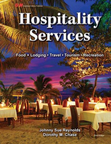 9781619602670: Hospitality Services