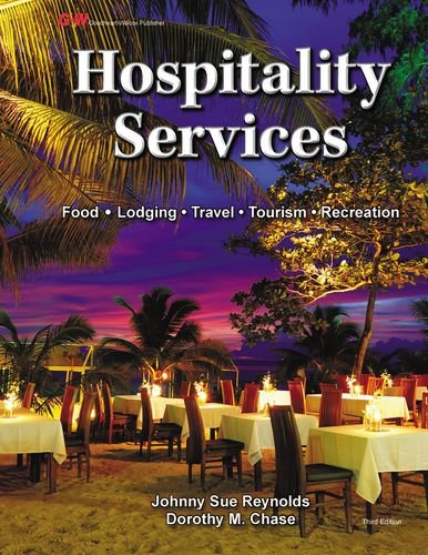 9781619602717: Hospitality Services