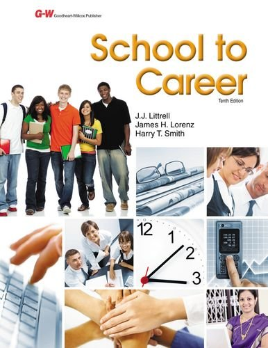 9781619603103: School to Career: Instructor's Workbook