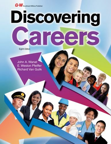 9781619603226: Discovering Careers: Teacher's Annotated Workbook
