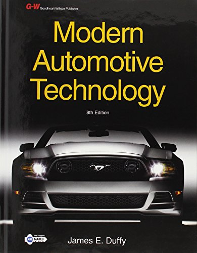 9781619603707: Modern Automotive Technology