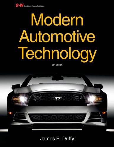 9781619603776: Modern Automotive Technology Shop Manual