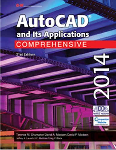 9781619604483: AutoCAD and Its Applications Comprehensive 2014