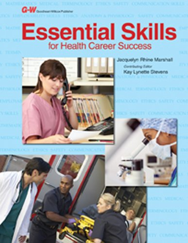 9781619605893: Essential Skills for Health Career Success