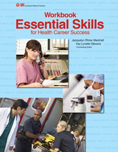 9781619605930: Essential Skills for Health Career Success