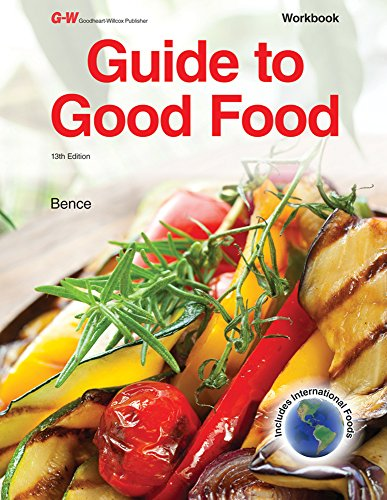 9781619606340: Guide to Good Food Workbook
