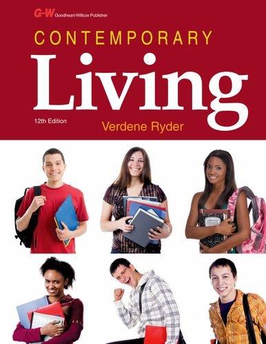 9781619606548: Contemporary Living