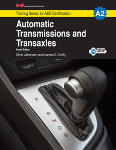 9781619606838: Automatic Transmissions & Transaxles, A2 (G-W Training Series for ASE Certification)