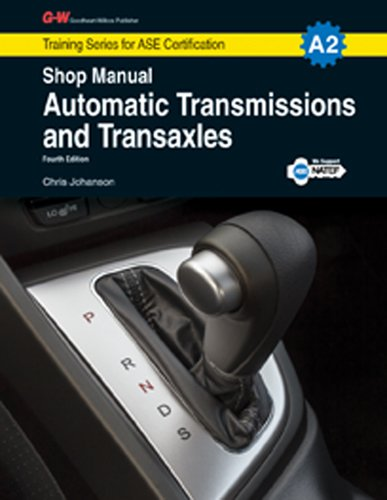 9781619606890: Automatic Transmissions & Transaxles Shop Manual, A2 (Training Series for Ase Certification)